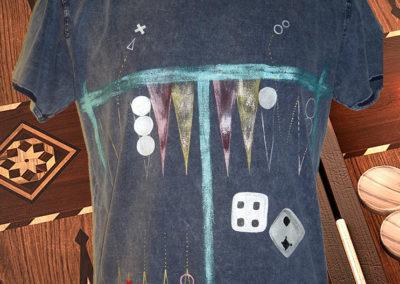 001 Backgammon