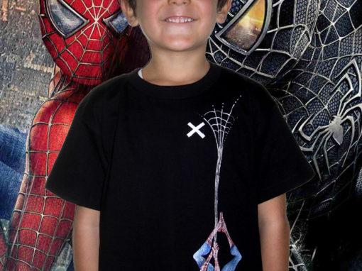 034 spiderman baby