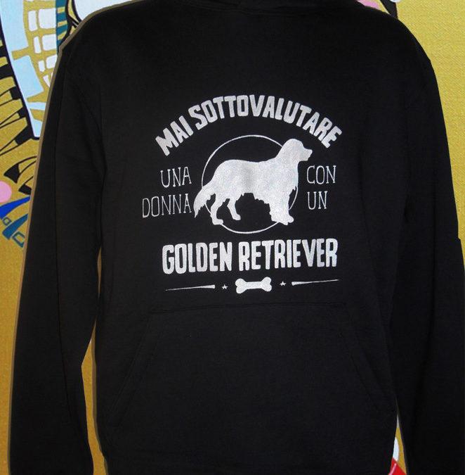V5-1 Golden Retriever Uomo