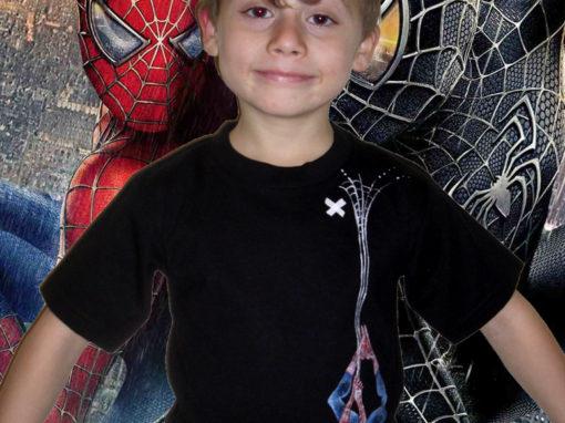 032 Spiderman baby