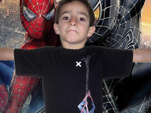 033 Spiderman baby