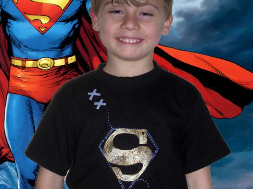 037 Superman baby