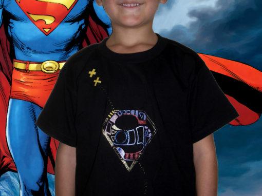 038 Superman baby